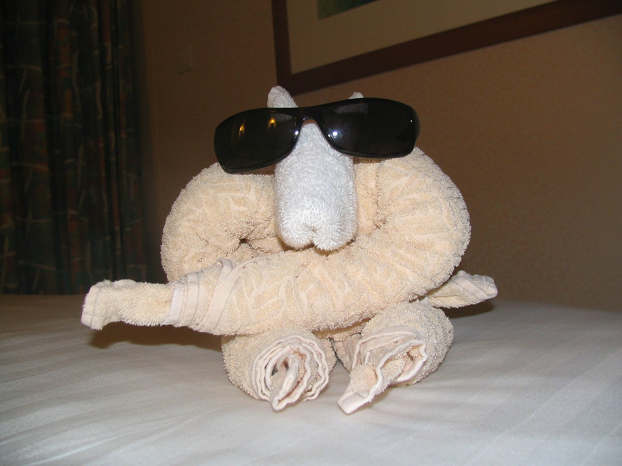 towel-animal