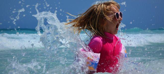Где отдыхать на море в декабре с детьми