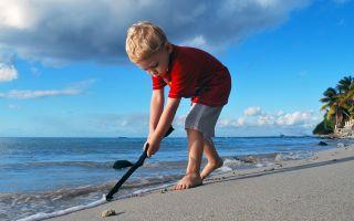 Отдых с детьми на Каспийском море