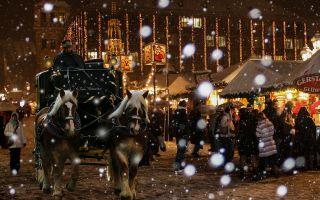 Лучшие рождественские ярмарки Германии и всей Европы