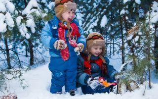 Куда съездить с ребенком на новогодние праздники