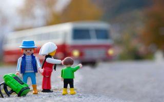 Куда поехать с детьми на весенние каникулы