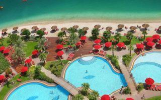 Лучшие отели ОАЭ для отдыха с детьми