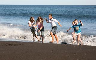 Рейтинг лучших детских оздоровительных лагерей на море
