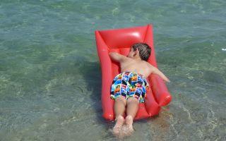 Архипо-Осиповка: отдых с детьми
