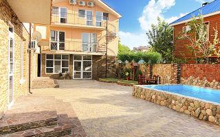 7 лучших гостевых домов Анапы с бассейном для отдыха с детьми