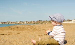 Отдых с детьми на Азовском побережье Крыма
