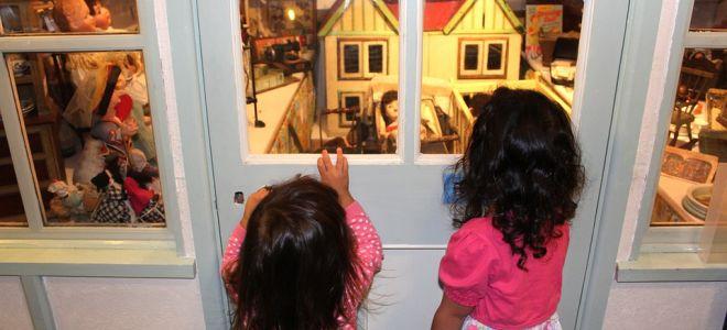 Интерактивные музеи для детей в Москве