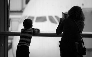 Детские билеты на самолет