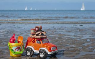 Где отдохнуть с детьми на Азовском море в Ростовской области