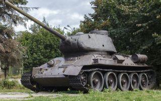 Музеи военной техники России