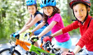 Активный отдых с детьми: зимой и летом, с подростками и дошкольниками