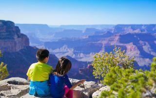 Путешествие по национальным паркам США с детьми