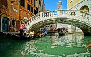 Интересные факты о Венеции для детей