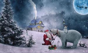 Где живут Санта Клаус, Йоулупукки и Пер Ноэль