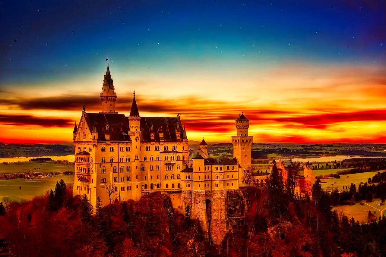 neuschwanstein-castle-2340327_1280