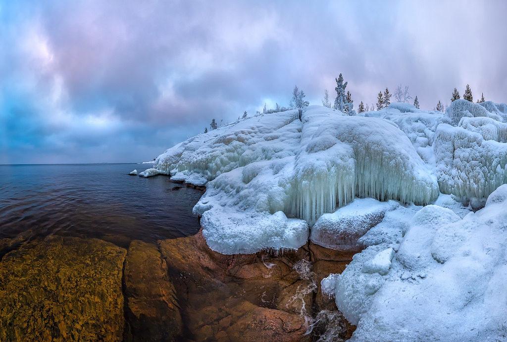 Зимний отдых в Карелии ВИДЕО, ФОТО, куда поехать в Карелию зимой