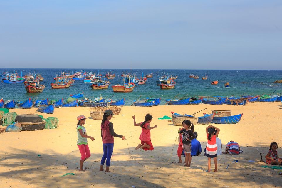 10 лучших курортов Вьетнама для отдыха с детьми - фото описание карта