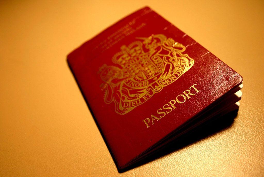 Вписать ребенка в биометрический паспорт