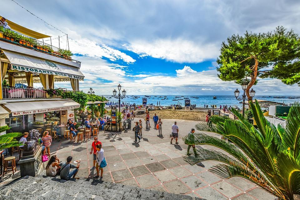 Италия отдых на море Лучшие места с детьми Карта курортов отели фото отзывы цена